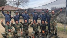 En İyi Ankara Paintball Sahası