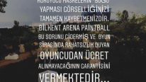 Ankara Paintball